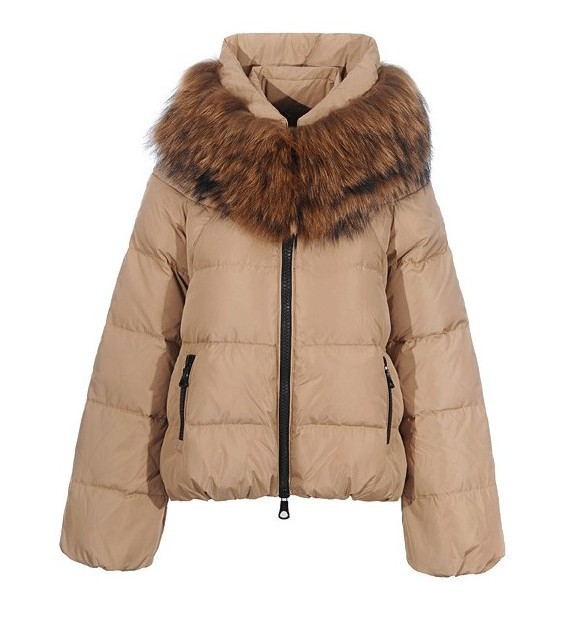 Discount Moncler Down Jackets WomenID230041