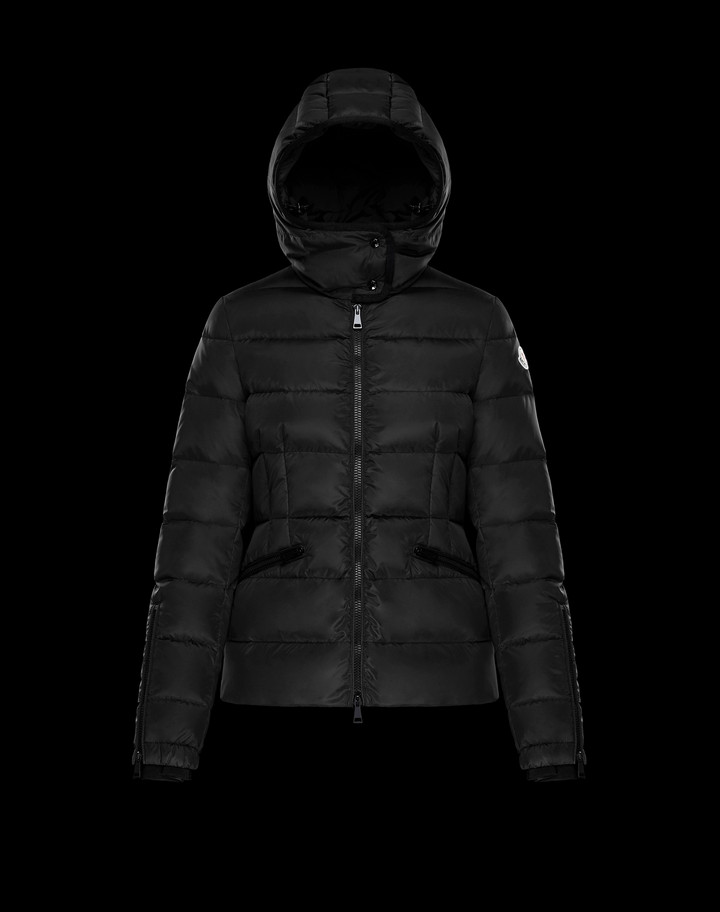 2018 Moncler Betula Down Jacket Womens Black
