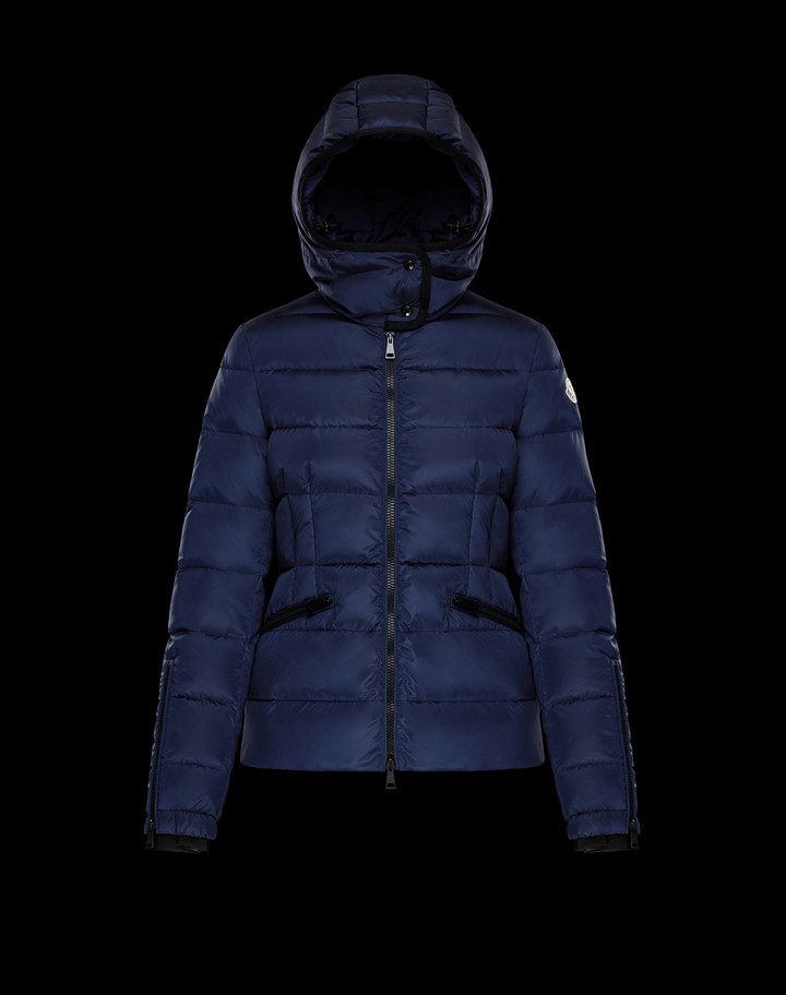 2018 Moncler Betula Down Jacket Womens Blue