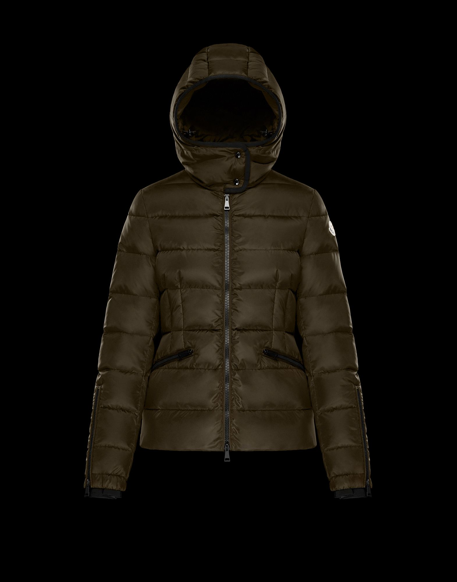 2018 Moncler Betula Down Jacket Womens Brown