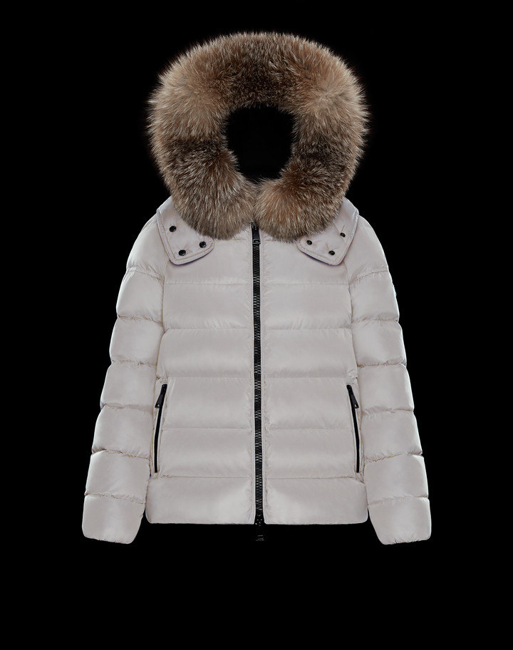 2018 Moncler Chitalpa Down Womens Jackets White