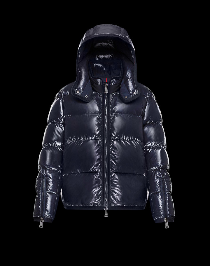 2018 Moncler Cotinus Down Womens Jackets Blue
