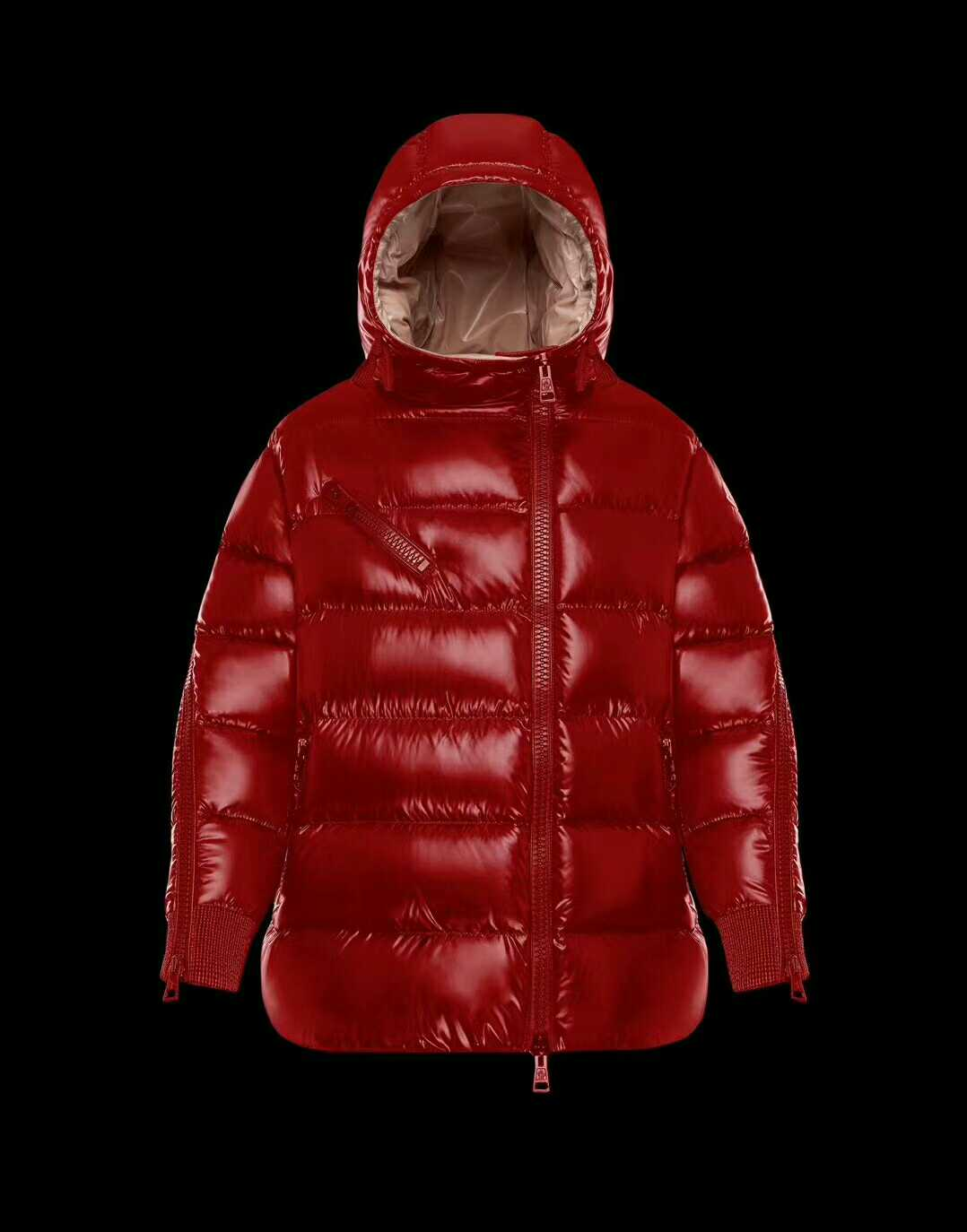 2018 Moncler Liriope Down Womens Jackets Red